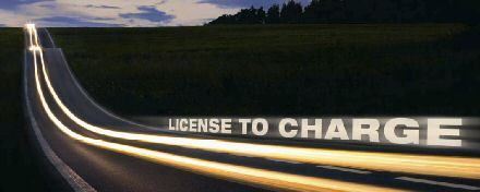 License to charge